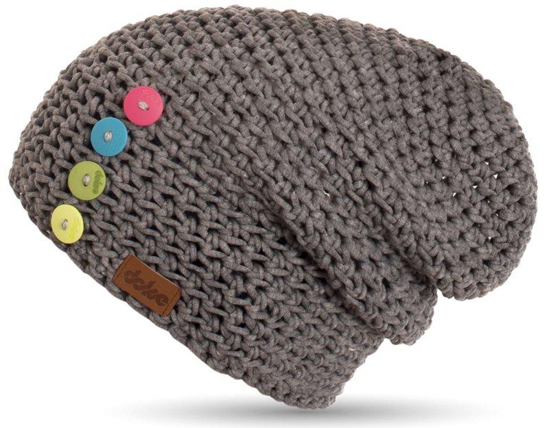 Dámské háčkované čepice ruční výroby  134744b838